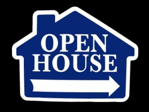 Tips for Open Houses